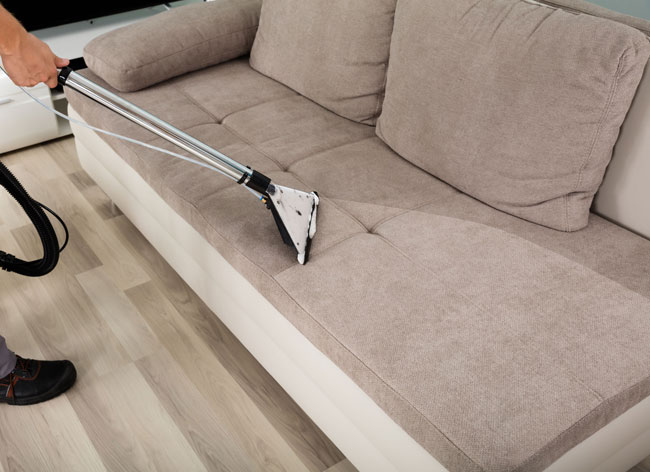 Carpet Claning - Upholstery